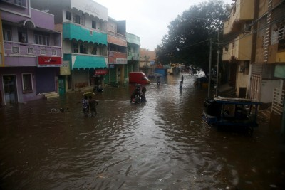 Andhra Pradesh estimates flood damages at Rs 8k crore