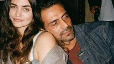 Photo of Drug probe: Actor Arjun Rampal's girlfriend appears before NCB