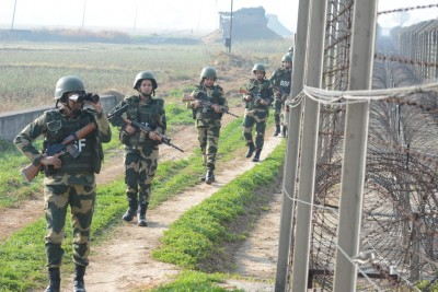 Army foils Pak infiltration bid, amid ceasefire violations along LoC