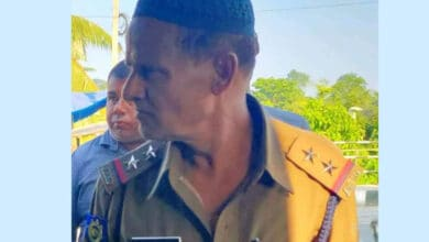 Photo of Assam Police SI suspended for wearing religious skull cap on duty
