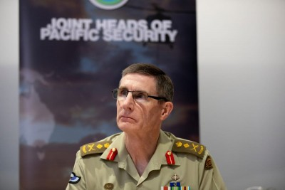 Aus Defence Force chief backs mandatory body cameras for soldiers