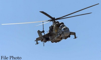 Azerbaijan accidentally downs Russian helicopter in Armenia