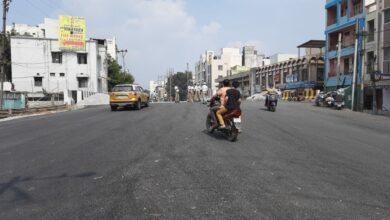 Photo of Begum Bazaar bridge opened