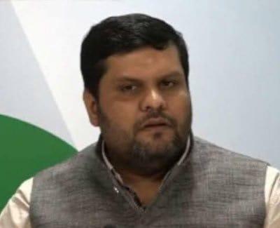 BJP govt hell-bent on suppressing farmers: Congress