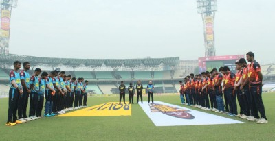 Bengal T20 Challenge: Players, officials pay homage to Maradona