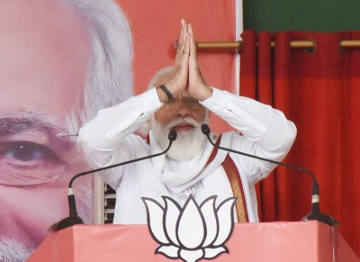 Bihar voted for development, says Modi