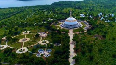Photo of Telangana: Asia's biggest Stupa dome at Nagarjuna Sagar to be inugrated soon