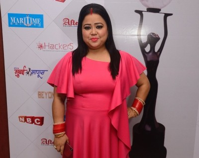 B'wood jolted as NCB nabs comedian Bharti Singh, seizes drugs (Roundup)