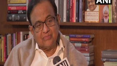 You are being asked to vote for NDA for nothing: Chidambaram