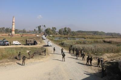 CRPF trooper injured in accidental firing in J&K's Budgam district