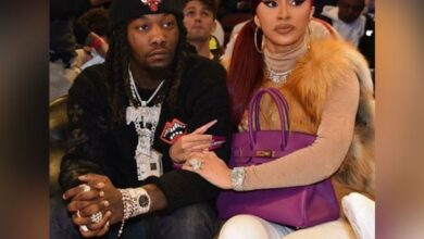 Photo of Cardi B reportedly calls off her divorce with Offset
