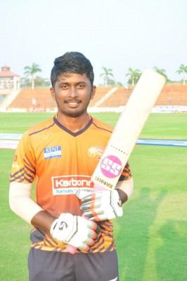 Champions XI, Titans XI win Andhra T20 cricket