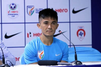 Chhetri is an icon & legend in India: Bhuyan