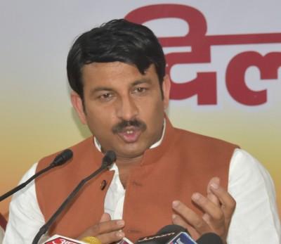 Confident NDA will form new govt in Bihar: BJP MP Manoj Tiwari