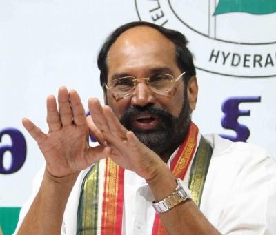 Congress launches signature campaign in Telangana against farm laws