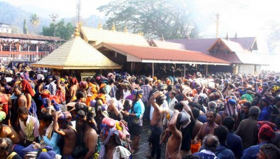 Covid effect on Sabarimala: Pilgrims footfall dips from 3L to 9K