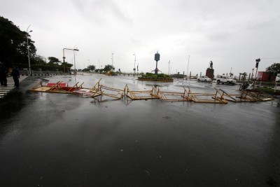 Cyclone Nivar to start landfall process close to Puducherry