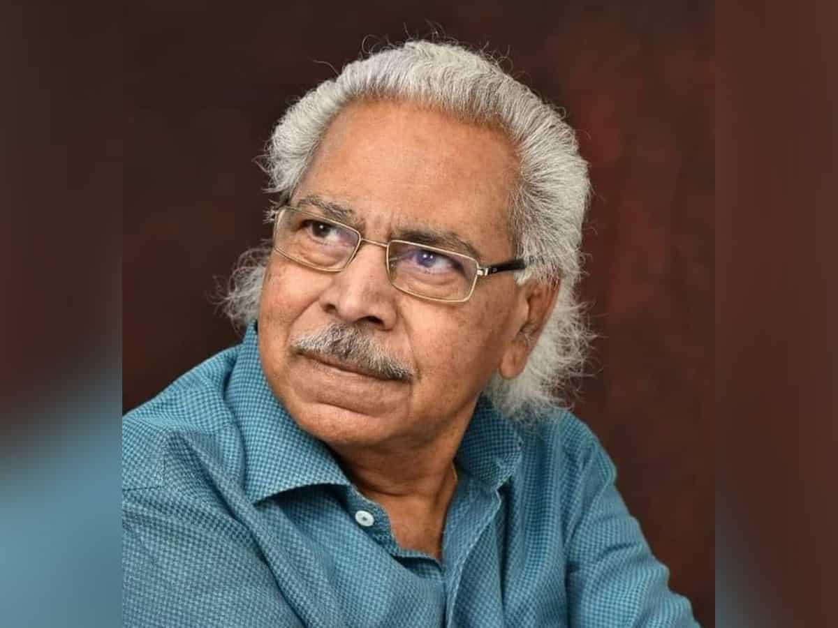 Telugu poet and Sahitya Akademi winner Devi Priya