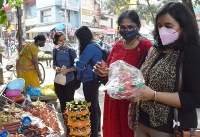 Diwali begins on muted note in Covid-hit Karnataka