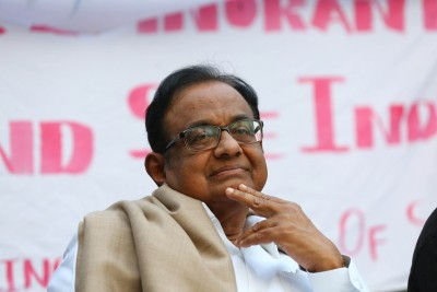 Do they speak on jobs, women safety: Chidambaram after PM rallies