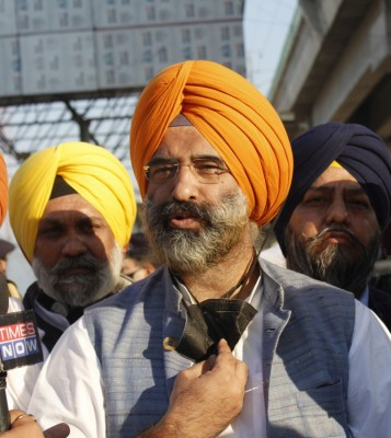 Don't want food from Badal's supporter: Farmers tells Sirsa at Tikri