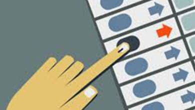 Photo of Dubbak by-poll: BJP leads with 3,933 votes after 11 rounds of counting