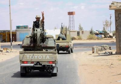 EU welcomes Libyan political dialogue forum