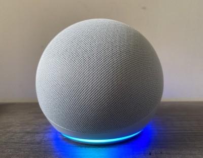 Echo Dot (4th gen): Fill your home with crisp vocals, balanced bass