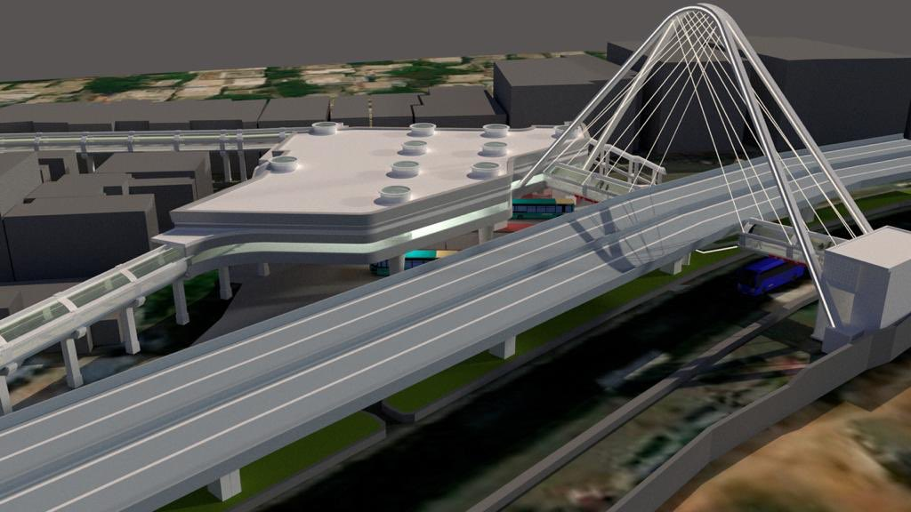 HMDA to come up with Skywalk in Mehdipatnam to ease pedestrians' woes