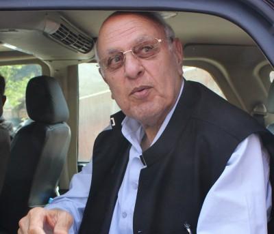 'Farooq Abdullah not a beneficiary of Roshni scheme'