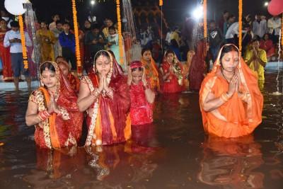 Filming Chatth devotees sparks communal tension in Bihar village