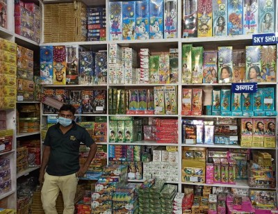 Firecrackers business hit badly amid COVID-19 pandemic in Gurugram