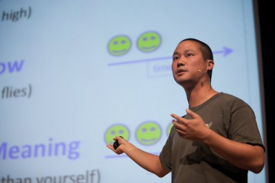 Former Zappos CEO Tony Hsieh dies at 46