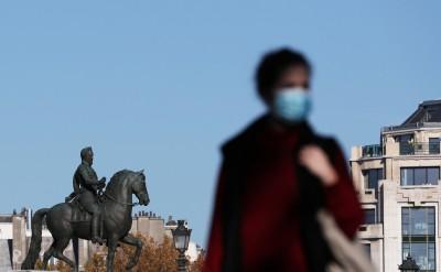 France Covid-19 hospitalisations further decline