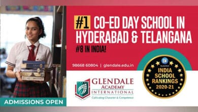 Photo of Glendale Academy best co-ed school in Telangana; eighth in India: Report