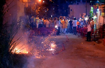 Goa lists time slots for bursting of firecrackers during Diwali