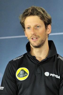 Grosjean suffers 'light burns' in horror crash at Bahrain GP