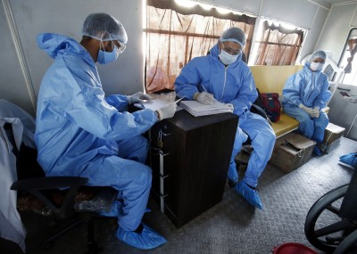 Gujarat's coronavirus tally crosses 2 lakh, toll at 3,892