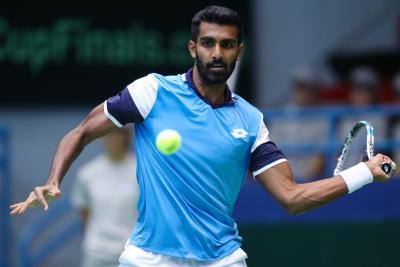 Gunneswaran finishes runner-up at Orlando Open tennis