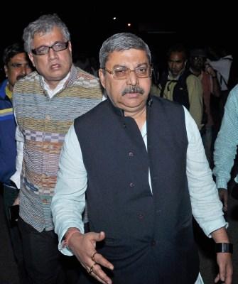 Guv acting 'unconstitutionally': Trinamool MP