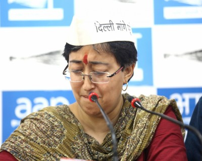 Hold Punjab, Haryana CMs liable for stubble burning: AAP