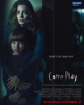 Horror film 'Come Play' probes link between technology and loneliness