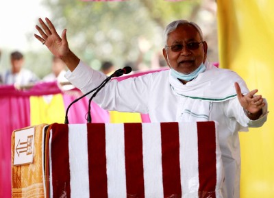 I salute the people's verdict in Bihar, says Nitish