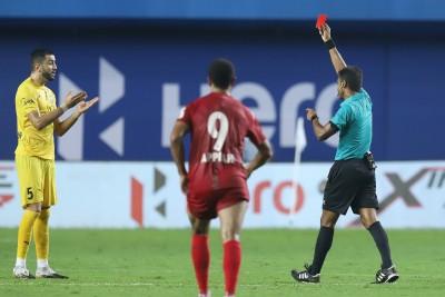 ISL: AIFF's disciplinary committee warns MCFC's Ahmed Jahouh