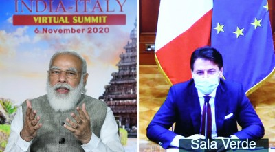 India, Italy sign 15 MoUs to strengthen bilateral relations