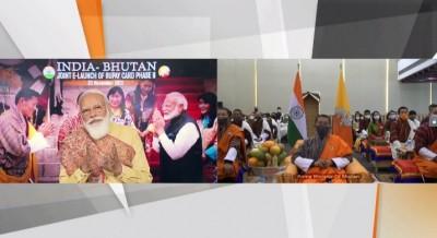 India to send Bhutan satellite in space next year: Modi