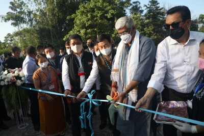 India's first solar-based water supply project launched in Arunachal