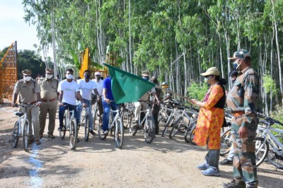 India's first wilderness park opened near Hyderabad