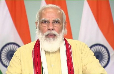 India's traditional medicine helped boost immunity in Corona crisis, PM Modi