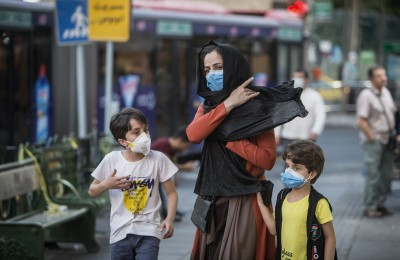 Iran sees highest daily death toll from COVID-19